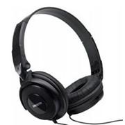 НАУШНИКИ CRESYN C512H (BLACK) Код производителя: CPE-HP0512KL01 20-20000 Гц, 35 Ом, 101 дБ фото