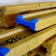 Балка перекрытия двутавровая деревянная БДК-1, производства России фото