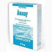 Шпатлевка Knauf Унифлот гипсовая высокопрочная 5 кг фото