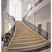 Устройство лестниц, мраморная лестницa фото