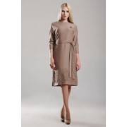 Платье PLV-019-Тр.беж фото