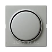 Выключатель Gira перекрестный с самовозвратом коллекция S-Color, G13042, одноклавишный, серый фото