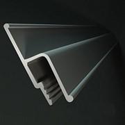 Профиль алюминиевый стеновой фото