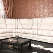 Кожаный угловой диван Ланкастер фото