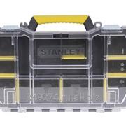 Органайзер Stanley с металлическими замками 50 x 9,5 x 33 см STST1-70736 фото