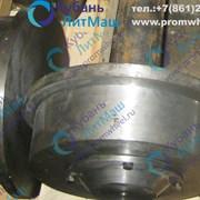 Колесные пары вагонеток (тележек) форм