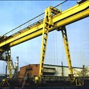 Капитально-восстановительный ремонт мостовых, козловых, консольных кранов фото