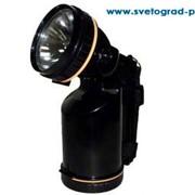 Профессиональный переносной галогенный фонарь - ФОС3-5/6 фото