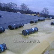 Материал битумный гидроизоляционный стеклоткань, Стеклоэласт П-4,0* фото