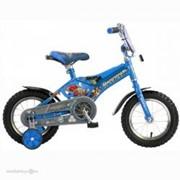 """Велосипед 2-х 12"""" Transformers синий 44899-1Х фото"""