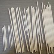 Станок для производства круглых палочек из бумаги. фото