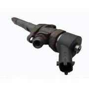 Форсунка топливная для Citroen Berlingo 1.6 HDi. Bosch (Бош) 0445110239 б/у, на Ситроен Берлинго 1,6 ХДИ. фото