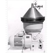 Сепаратор для осветления пивного сусла Ж5-ВВС-2 фото