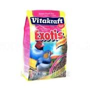 Корм для экзотических птиц Vitakraft Exotis 1 кг фото