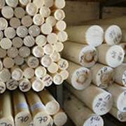 Капролон стержневой - отливки стержней ТУ6-05-988-87 фото