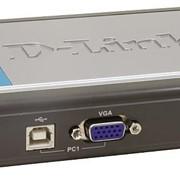 KVM-переключатель D-Link DKVM-4U фото