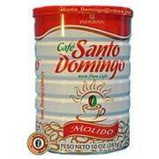Кофе молотый Santo Domingo (Доминиканская республика) 283,0 гр. \жест.банка фото