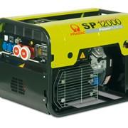 генератора Pramac SP12000 10 кВт фото