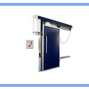 Двери откатные c электроприводом фото