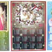 Календари с фотографией фото