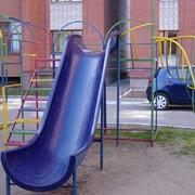 Горки и детские площадки фото