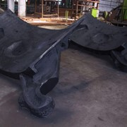 Запасные части чугуновозов и шлаковозов. Оборудование для металлургических предприятий фото