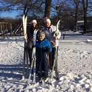 Лыжный прокат фото