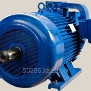 Электродвигатель с фазным ротором МТН412-8 фото