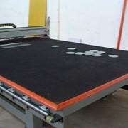 Автоматический стол для резки стекла фото