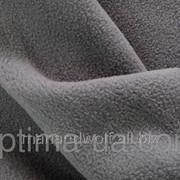 Флис темно-серый 200г/м фото
