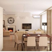 Дизайн-проектирование жилых интерьеров фото