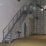 Лестница технологическая фото