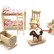 Мебель для домика Детская фото