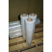 Стрейч-пленка для ручной упаковки, купить, Пленки упаковочные фото