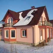 Строительство домов под ключ фото