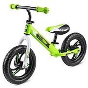 Детский беговел Small Rider Roadster EVA зеленый фото