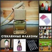 Набор парфюмерии Партия Стеклянные флаконы фото