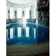 Бассейны для фонтанов фото