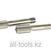 Метчики Зубр Эксперт машинно-ручные, комплектные для нарезания метрической резьбы, М10 x 1,0, 2шт Код: 4-28007-10-1.0-H2 фото