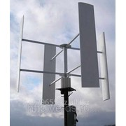Ветрогенератор «Falcon Euro» - 2 кВт (вертикально-осевой, вертикальный) фото