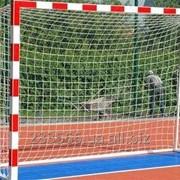 """Сетка для мини-футбола, гандбола """"Премиум-мини 2"""" 3*2*1,1 (Ø шнура - 3мм) фото"""