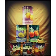 Консервированные фрукты, ягоды фото