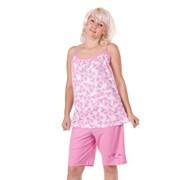 Пижама женская (майка+брюки пиж.укор.) Р2010222 фото