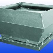 Вентилятор BAHCIVAN крышный с вертикальным выбросом воздуха BRF-V 225 фото