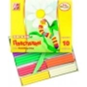 Пластилин мягкий 10 цв фото