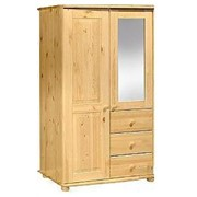 Шкаф для одежды МД-332-01 фото