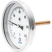 Общетехнический термометр БТ-71.211 осевой фото