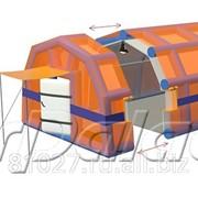 Быстровозводимое сооружение Палатка МЧС, артикул 71122 фото