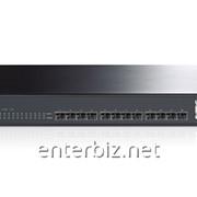 Коммутатор TP-LINK TL-SG5412F DDP (12xSFP, 4x1Gb Combo, 1xConsole), код 70356 фото