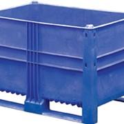 Пластиковый контейнер сплошной на полозьях Модель 800 Tri-Hi фото